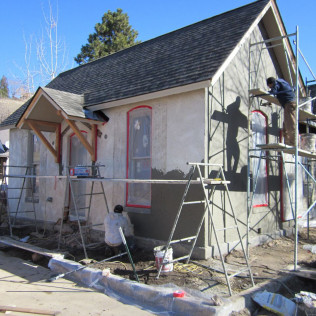 stucco installation star id